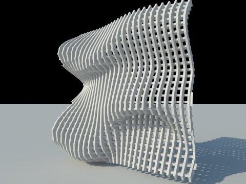 [Sketchup Tutorial] Double Slicer 5 - Sketchup parametric-like shape