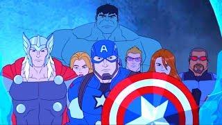 Марвел   Мстители: Секретные войны   Серия 14 Сезон 4 - Возвращение