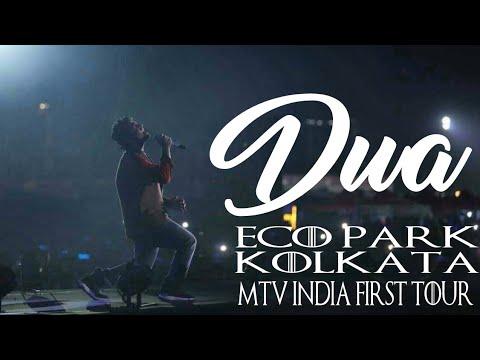 Dua live at Eco park kolkata by ARIJIT SINGH LIVE   MTV INDIA FIRST TOUR 24th Dec 2017
