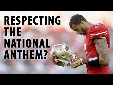 Is It Disrespectful To Protest The National Anthem?
