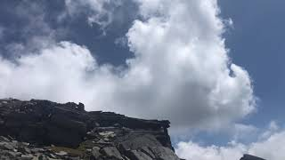 On top of rohtang pass
