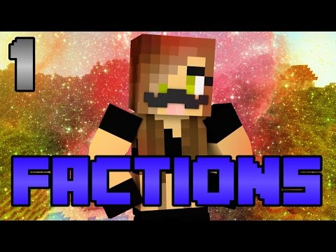 Minecraft: FACTIONS- Ep. #1: BEST SERIES EVER