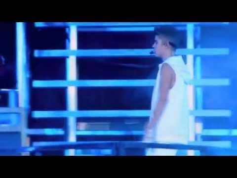 """Justin Bieber: """"Lighten Up on the Smoke...I'm Choking"""""""