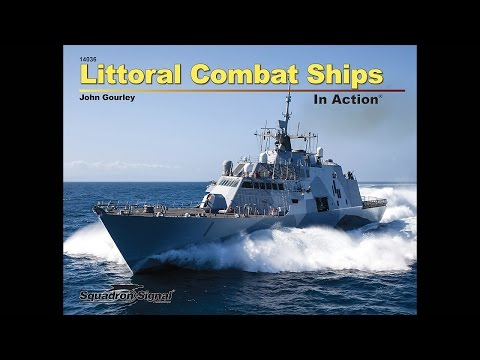Littoral Combat Ship In Action