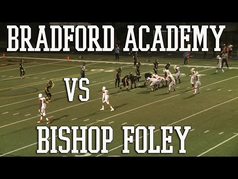 Football: Bradford Academy Bulldogs vs Bishop Foley Ventures