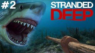 Stranded Deep - Kapısız Ev - Bölüm 2