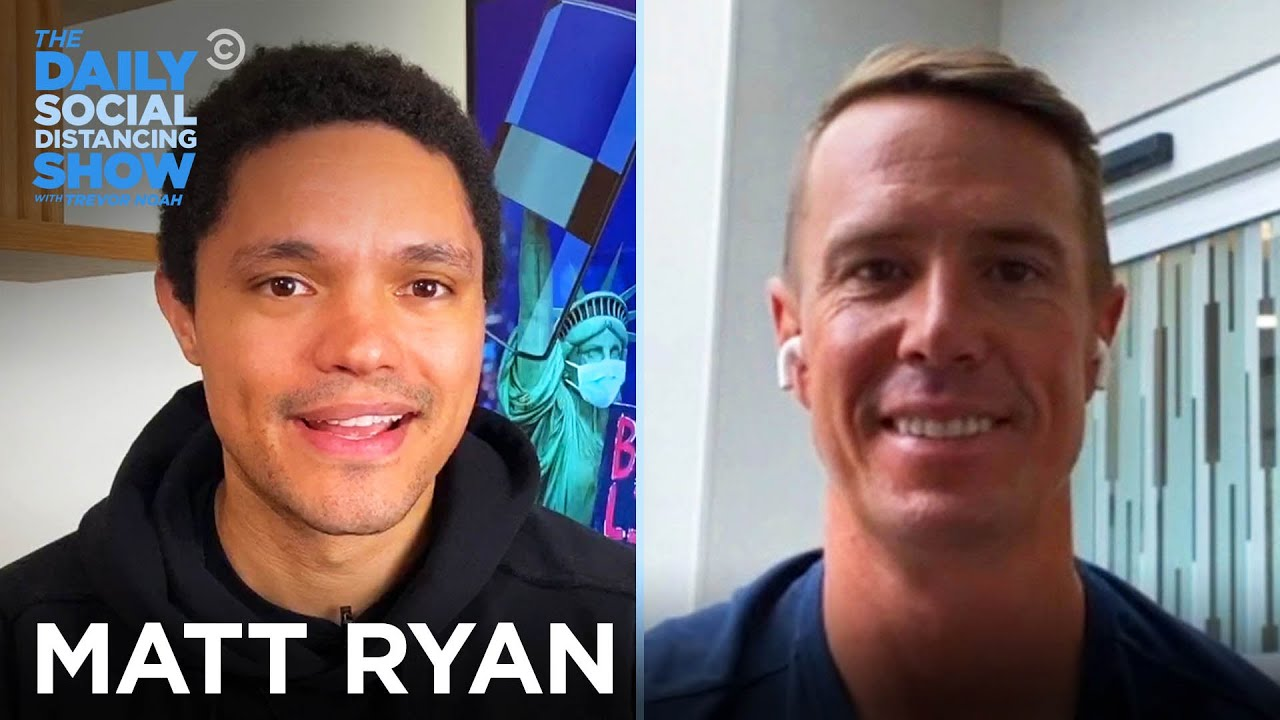 Matt Ryan Discusses Colin Kaepernick Racism Supporting Protests More Bleacher Report Latest News Videos And Highlights