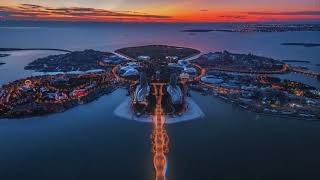 Drive to China s and Visit new Mega Project Ocean Flower Island Bigger than Dubai Palm Jumeirah