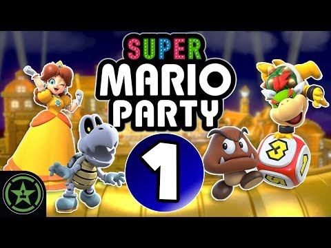 Kamek's Tantalizing Tower - Super Mario Party (PART 1) | Let's Play