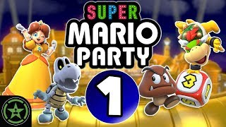 Kamek's Tantalizing Tower - Super Mario Party  Part 1  | Let's Play