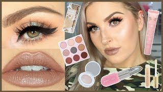 First Impressions Tutorial ⁉️💋 Trying WINKY LUX Makeup!