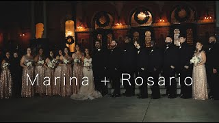 Marina + Rosario | Tampa, Florida Wedding Film