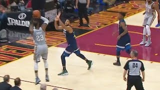 Cavaliers Break NBA 3 Point Record with Timberwolves - Most 3 Pointers Made in a Game By 40 Threes!