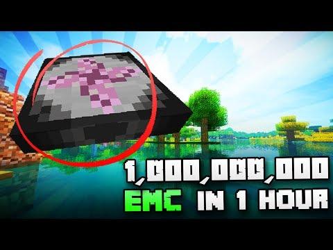 I GOT 1,000,000,000 EMC IN UNDER A HOUR!!! - BILLION DOLLAR CHALLENGE EPISODE 2  -