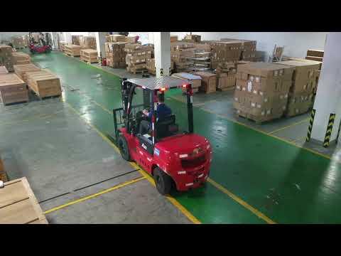 VIA Mobile360 Forklift Safety Kit