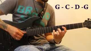 Groove Tech Guitar School - CAGED System
