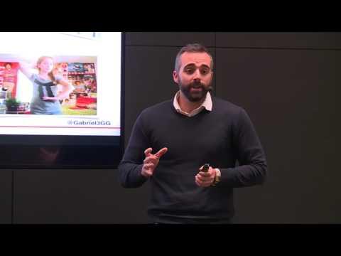 #MenosHashtagYMasMirarALosOjos | Gabriel Gómez González | TEDxGranVíaSalon
