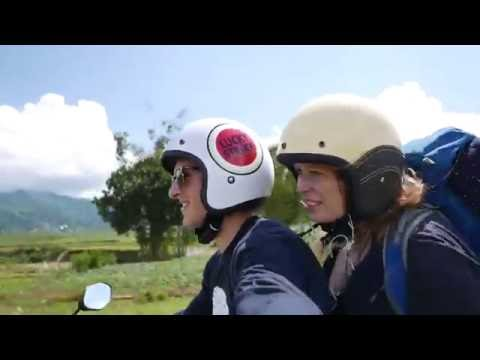 Traveling Flores Indonesia - Two wheels and a rucksack