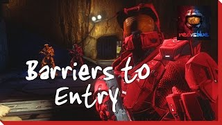 Barriers to Entry - Episode 3 - Red vs. Blue Season 11