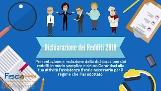 Dichiarazione dei Redditi 2018 -  fiscoeasy.it