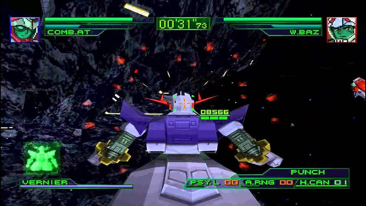 Gundam Char S Counterattack Char S Story Longplay Youtube