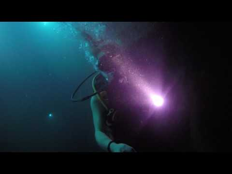 WWII Shipwreck diving in Coron, Philippines