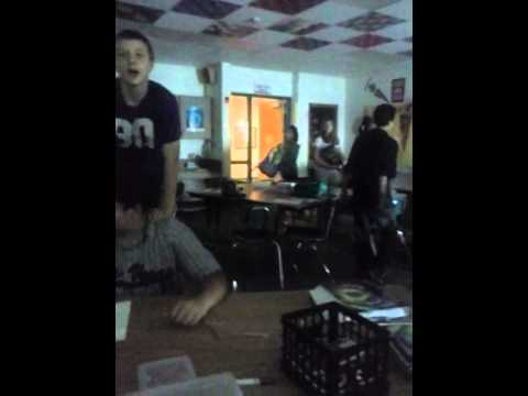 Onekama consolidated school gone crazy!!