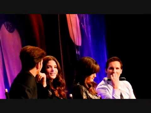Peter Facinelli, Ashley Greene, Elizabeth Reaser, Jackson Rathbone - TwiCon 2011 full Q&A