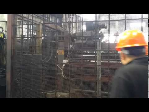 High Speed Delivery (HSD) System for Round Bar & TMT Rebar, Shanghai Heavy Mining.