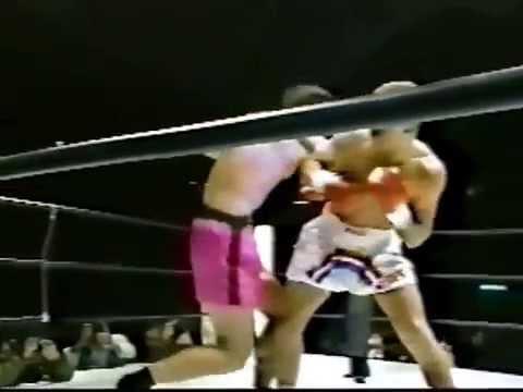 Kickboxing classics. Rob Kaman vs Adam Watt II