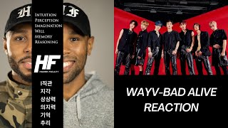 WAYV - BAD ALIVE Reaction Video (Higher Faculty)