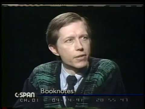 "Neil Howe & William Strauss discuss the book ""Generations"" on CSPAN 