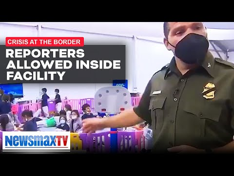 FIRST LOOK INSIDE: Biden's border agents speak out about migrants, kids situation