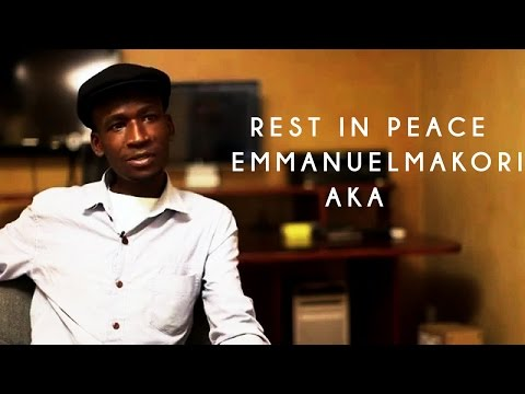 Churchill show comedian Emmanuel Makori alias AKA passes on