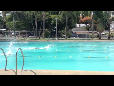 Fleet-Marines swimming competition#5/23/2015#25m Fly