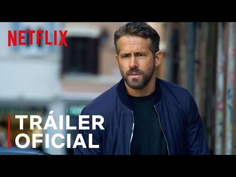 Escuadrón 6 con Ryan Reynolds   Tráiler oficial   Netflix
