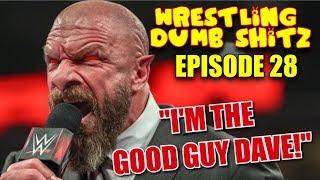 Wrestling Dumb Shitz Episode 28   Botches And Edited Promos