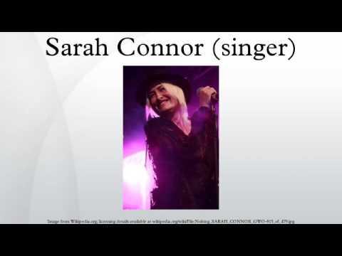 Sarah Connor (singer)