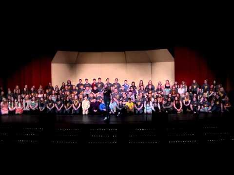 WMS/WHS Choirs - Mamma Mia Medley