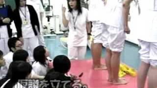 北杜学園/リハビリ実習/仙台