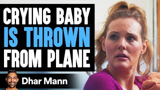 This Lady's Baby Won't Stop Crying, A Stranger Changes Her Life Forever | Dhar Mann
