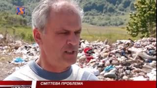видео Центр Ужгорода потопає у смітті