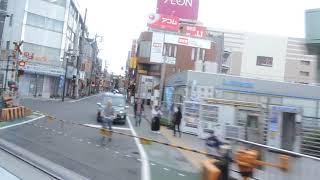 東武東上線 側面展望 池袋→和光市