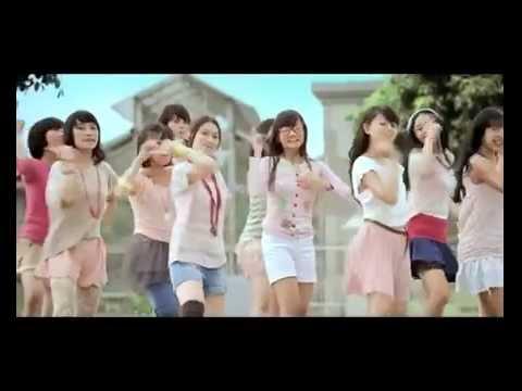 Iklan Laurier - Go With Thin & JKT48 Kimi no Koto ga Suki Dakara (2012)