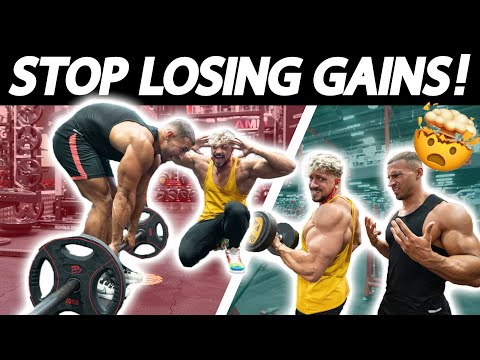 The MOST Common GYM MISTAKES / STOP LOSING Your GAINS ft Mike Thurston