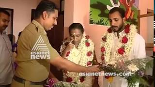 Secular marriage in Chevayur Police Station