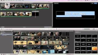 'Basic editing techniques' - Digital Film School (7/18)