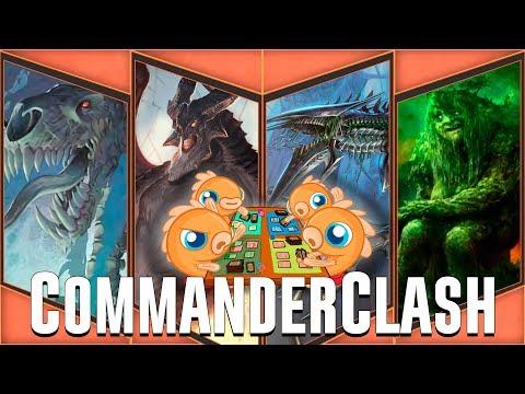 Commander Clash S4 Episode 7: Iconic Masters