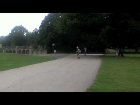 London Longboard - Crystal Palace Park