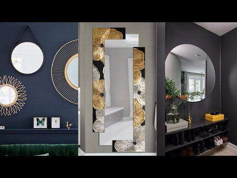 Glamorous Wall Mirror Design Ideas